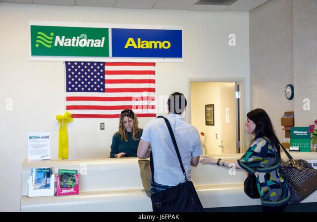 Alamo Rent A Car Airport San Antonio