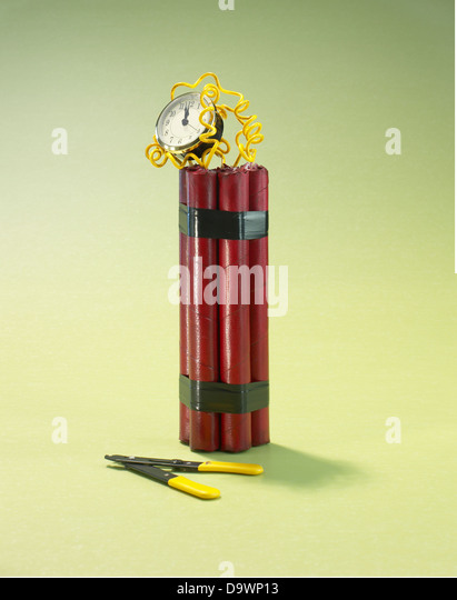 dynamite - Stock Image