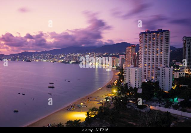 Acapulco, Mexico - Stock Image