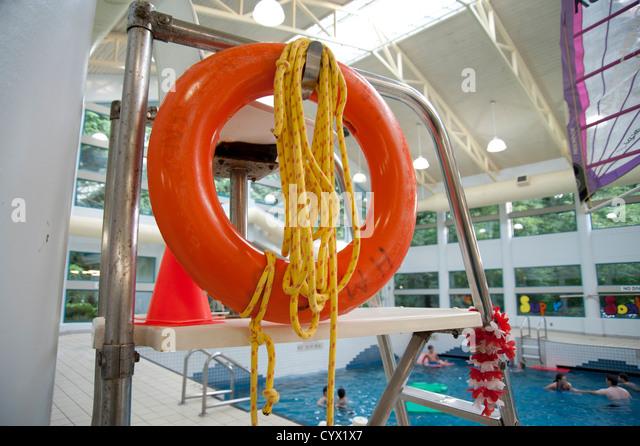 Lifeguard Indoor Pool Stock Photos Lifeguard Indoor Pool Stock Images Alamy
