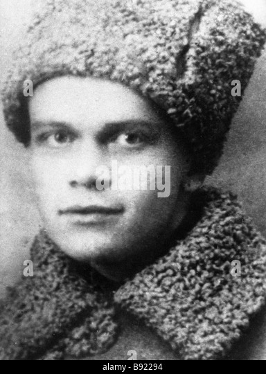 Ivan Vrachev Soviet political activist - Stock Image