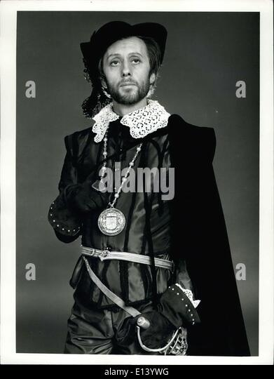 Mar. 31, 2012 - The BBC Television Shakespeare, Measure for Measure. Measure for Measure is the fifth in the BBC - Stock Image