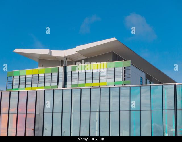 Kingsmill Hospital Building - Stock Image
