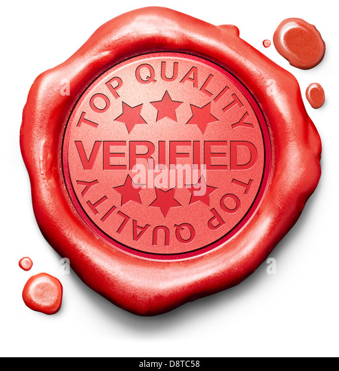 how to get certificate verified