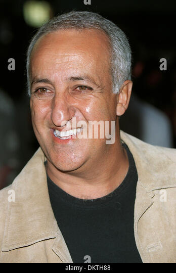 BRIAN GEORGE.ACTOR.HOLLYWOOD, LOS ANGELES, USA.23/08/2001.BL83C15AC. - Stock Image
