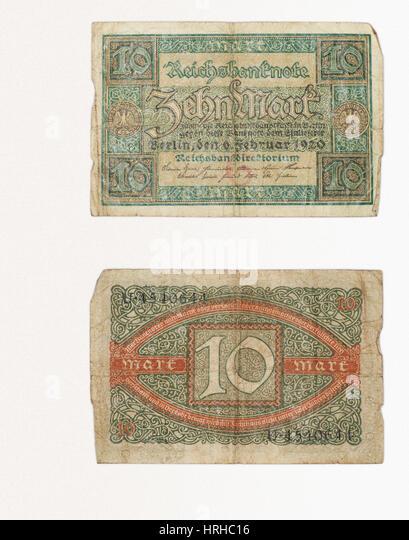 Banknote 10 Mark Stock Photos & Banknote 10 Mark Stock ...  Banknote 10 Mar...