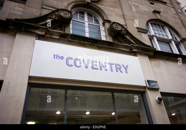 Coventry Building Society Norwich