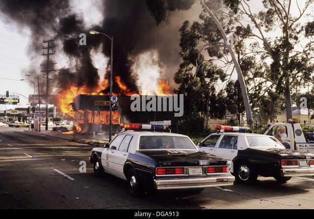 1992 los angeles race riots essay