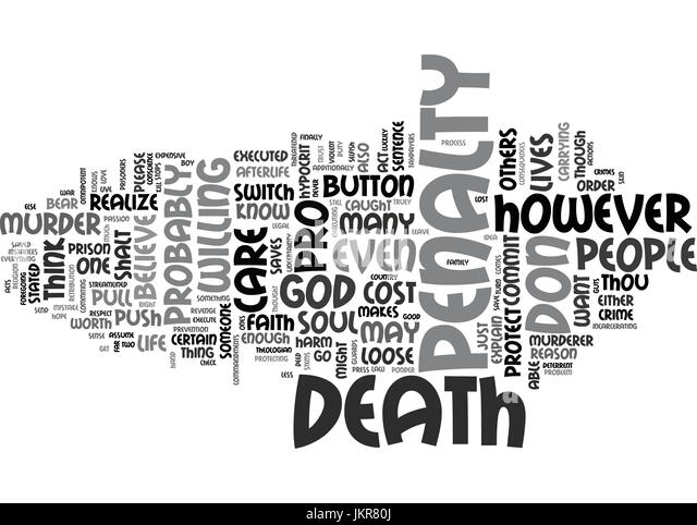death penalty black and white stock photos  u0026 images