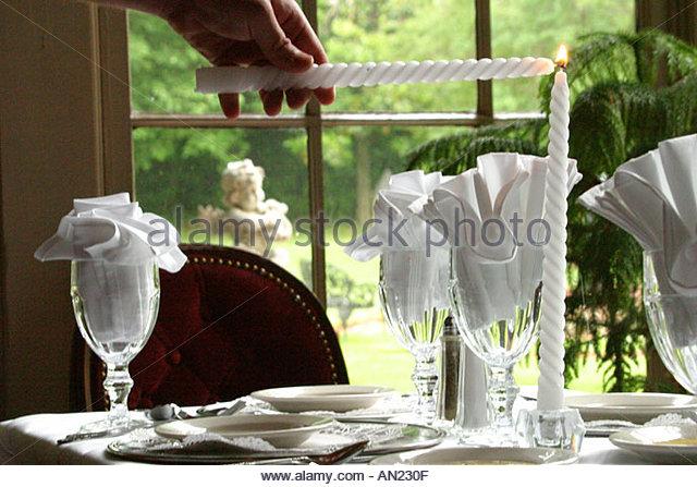 Mississippi Vicksburg Cedar Grove Mansion Inn and Restaurant - Stock Image