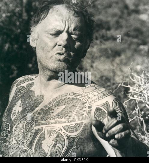 THE ILLUSTRATED MAN (1969) ROD STEIGER ILLM 006P - Stock Image