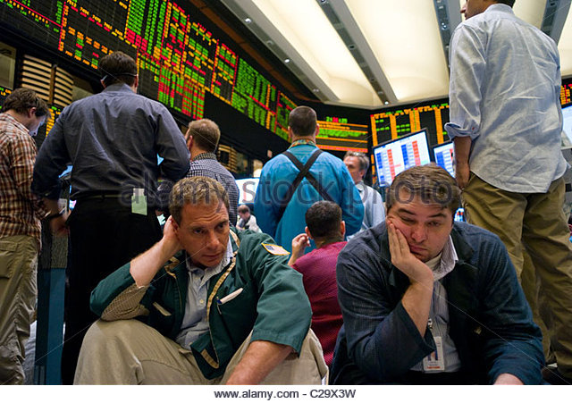 New York Mercantile Exchange Stock Photos Amp New York
