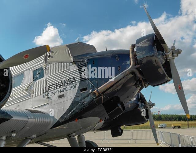 Junkers Berlin junkers ju 52 lufthansa stock photos junkers ju 52 lufthansa stock images alamy