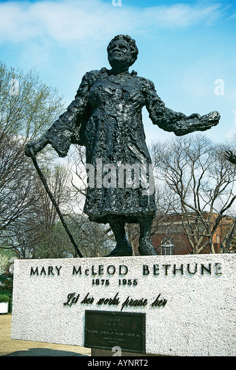 the life of the american educator and civil rights activist mary mcleod bethune Biography mary mcleod bethune learn more about mary mcleod bethune, the leading educator and civil rights activist who founded what is now bethune-cookman university, at biographycom.