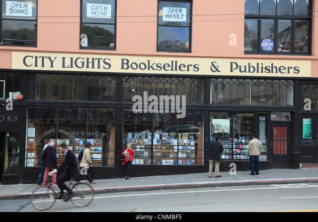 Palm Beach Bookstore San Francisco