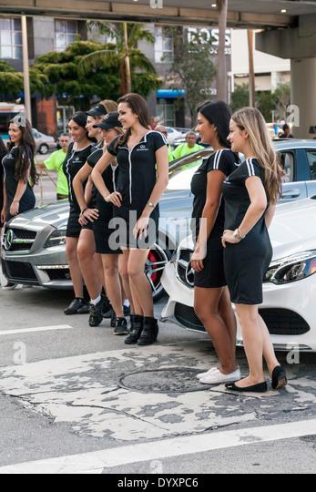 Mercedes car 2014 stock photos mercedes car 2014 stock for Miami mercedes benz corporate run