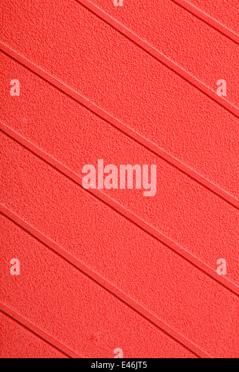 orange stripes background - Stock Image