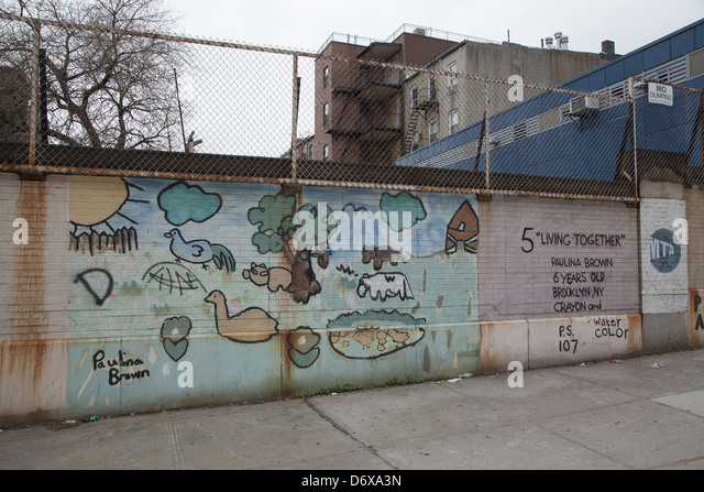 Mural School Stock Photos Mural School Stock Images Alamy
