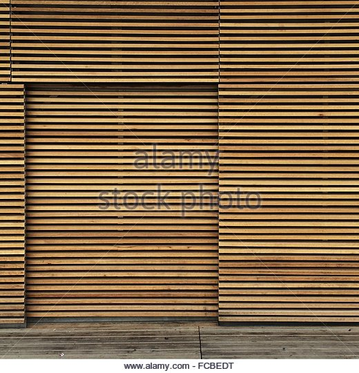 Wood Paneled Wall - Stock-Bilder