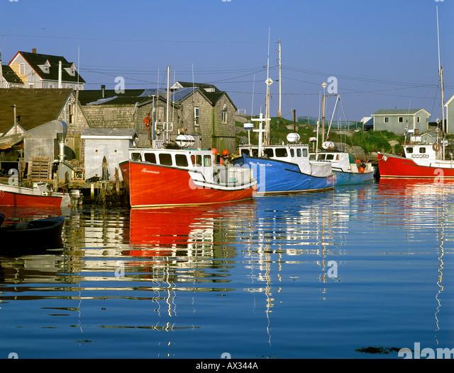 Saint margarets bay stock photos saint margarets bay for Nova scotia fishing