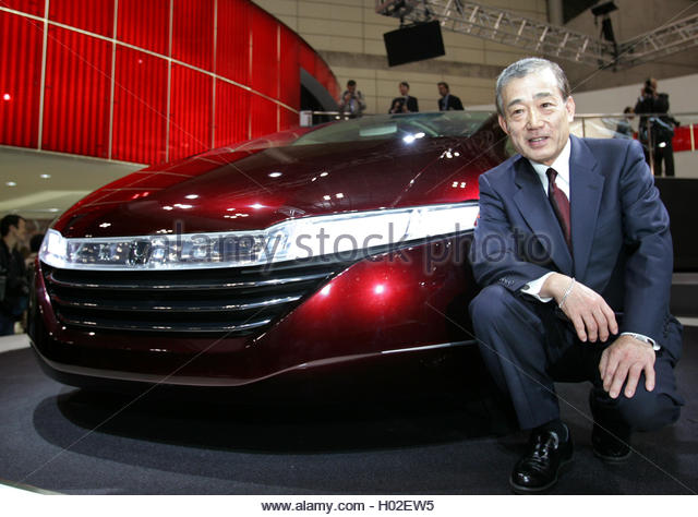 Fcx stock photos fcx stock images alamy for Honda motor company stock