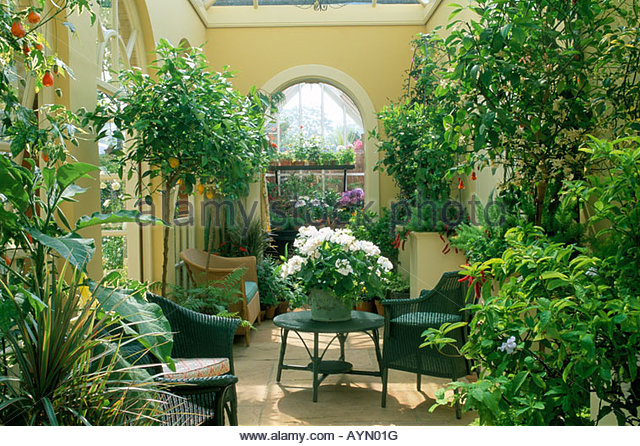 Awesome 25 Brilliant Garden Room Interior Design Ideas | Rbservis.com 25 Brilliant Garden  Room Interior Design Ideas ... Part 8