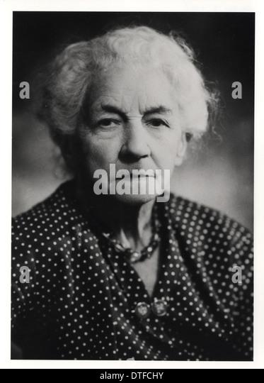 Lucy Evelyn Cheesman (1881-1969) - Stock Image
