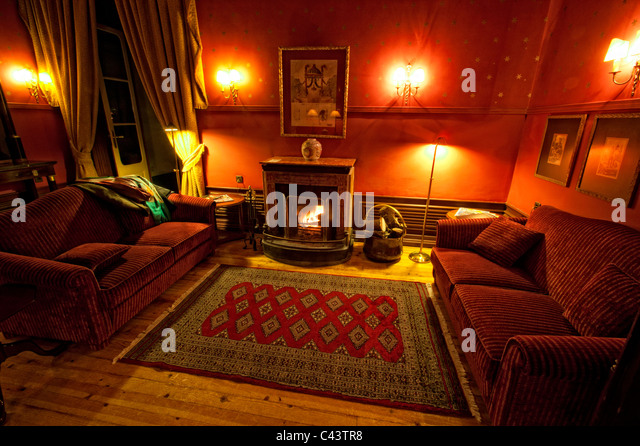 Cosy home usa stock photos cosy home usa stock images for 7 cosy living room looks for autumn