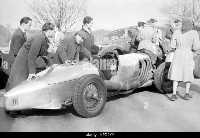 1950s Sports Special Start Prescott - Stock Image
