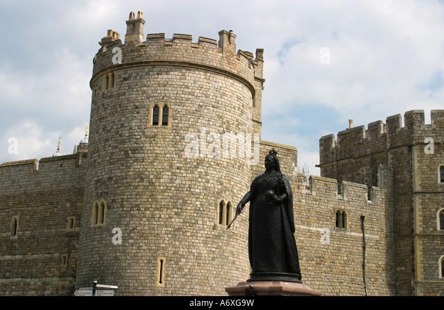 Queen Of Britain Windsor Stock Photos Queen Of Britain