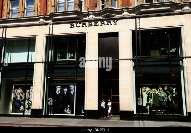 Burberry Building London Brompton Road