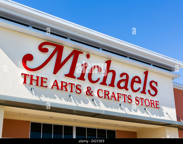 Michaels store stock photos michaels store stock images for Where is a craft store near me