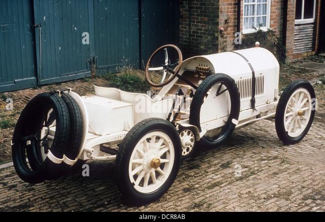 1908 GP BENZ. Photo Geoffrey Goddard - Stock Image