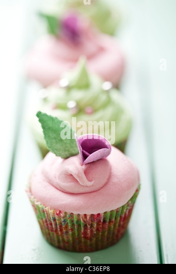 cupcakes - Stock-Bilder