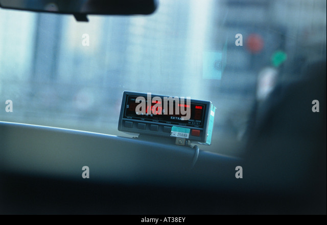 Taxi Fare Stock Photos Amp Taxi Fare Stock Images Alamy