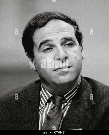 Leon Brittan, Baron Brittan of Spennithorne is a former Vice President European Commission and former Home Secretary - Stock Image