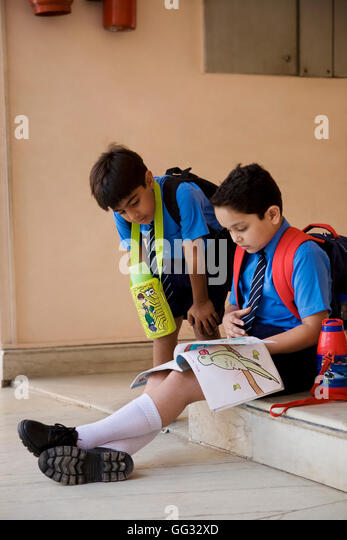 boy school uniform bag stock photos amp boy school uniform bag stock