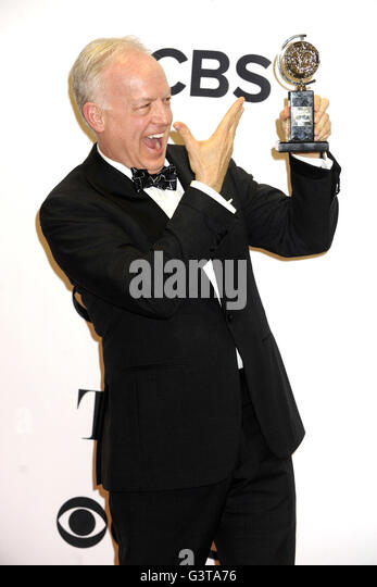 Reed Birney at the 70th Annual Tony Awards at Beacon Theatre on June 12, 2016 in New York City. | Verwendung weltweit - Stock Image