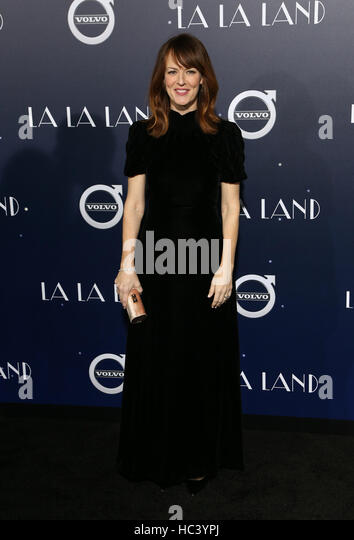 Westwood, California, USA. 06th Dec, 2016. Rosemarie DeWitt, At Premiere Of Lionsgate's 'La La Land' - Stock-Bilder