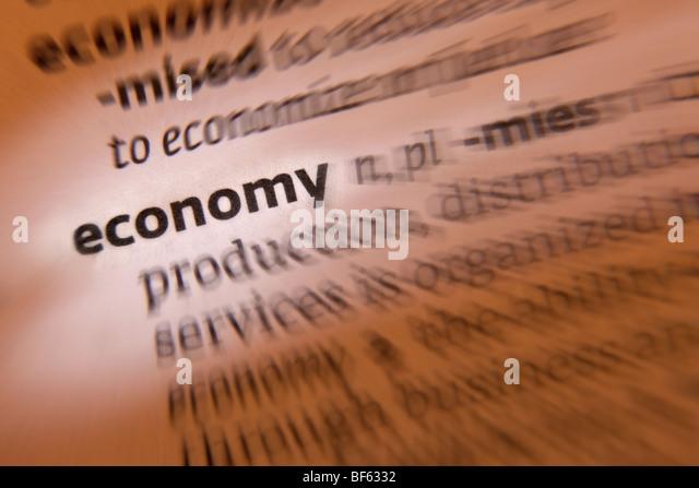 Concept - Economy - Stock Image
