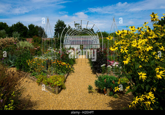 The vicarage stock photos the vicarage stock images alamy for Garden office norfolk
