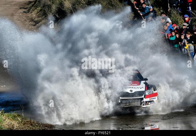 Argentina. 22nd Apr, 2016. WRC Motorsport WRC Rally of Argentina. FUCHS Credit:  Action Plus Sports/Alamy Live News - Stock-Bilder