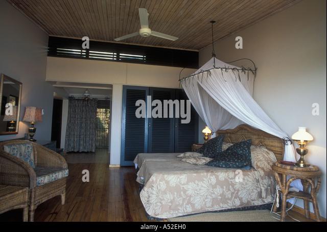 Holiday accommodation interior camp stock photos holiday for Bedroom furniture zimbabwe