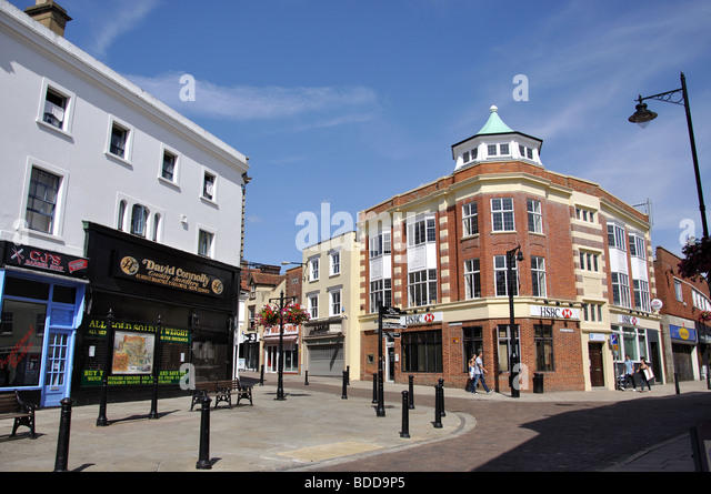 Braintree United Kingdom  city pictures gallery : Braintree Town Centre England Uk Stock Photos & Braintree Town Centre ...