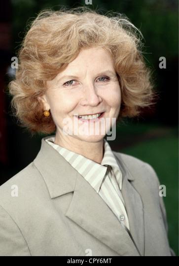 Hermann, Irm, * 4.10.1942, German actress, portrait, 1997, - Stock Image