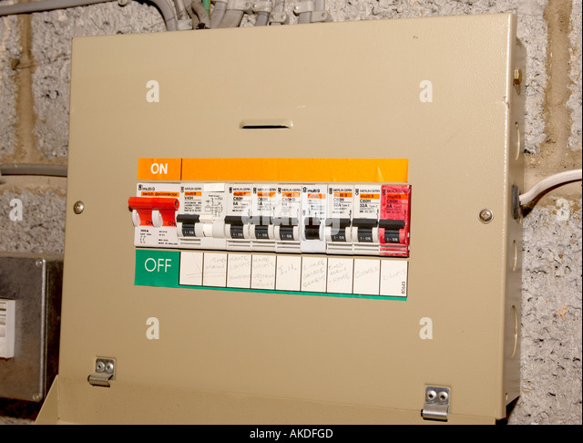 Circuit Breaker Together With Old Fuse Box Circuit Breaker On Replace