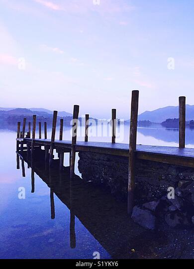 Lake District - Stock Image