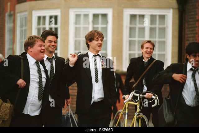 THE HISTORY BOYS -2006 - Stock Image