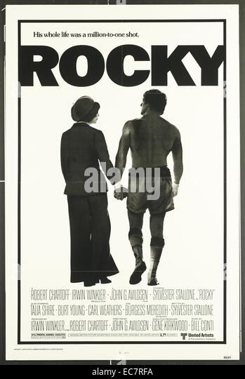 Rocky - Stock Image