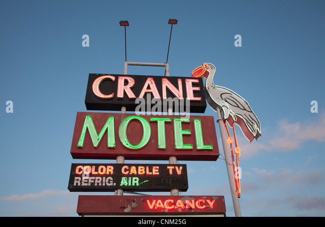 Crane Motel Roswell New Mexico